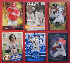 2015 Topps Series 1, 2 & UPDATE You Pick 35 - Includes Rainbow, Gold &  Inserts