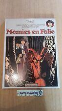 LES AVENTURES D'ADÈLE BLANC-SEC MOMIES EN FOLIE E.O 1978 / CASTERMAN BD