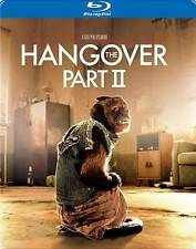 The Hangover Part II  Blu-ray Disc Steelbook EXCELLENT CONDITION SHIPS NEXT DAY