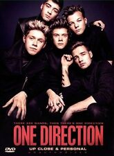 Up Close & Personal by One Direction (UK) (DVD, Nov-2013, Music Video Distribut…