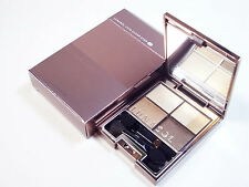 Lunasol Vivid Clear Eyes #04 Khaki Beige Collection new