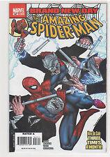 Amazing Spiderman #547 Brand New Day Dan Slott Steve McNiven 9.4