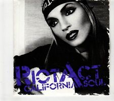 (GT355) Riot Act, California Soul  - DJ CD