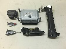 MERCEDES BENZ W211 E350 DME EWS ECU KEY IGNITION ENGINE COMPUTER LOCK OEM DOOR