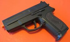 Cool Compact Airsoft Spring Pistol SIG 618 Black Color Shoot Like a Big Gun