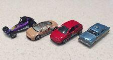 Matchbox Mattel 4pc Nickelodeon Go Diego Go Die Cast Cars EUC