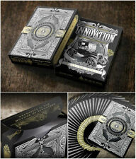 INNOVATION PLAYING CARDS DECK NEW BLACK EDITION BY JODY EKLUND
