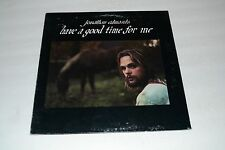 Jonathan Edwards~Have A Good Time For Me~Atco Records SD7036~FAST SHIIPPING