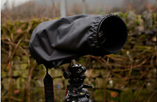Budget Rain Cover fits Canon 100-400 L Mk1 Mk2 with 6D 7D 5D mk3 or any camera