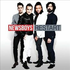 Newsboys-Restart CD Christian Rock/Pop 2013 Sparrow (Brand New Factory Sealed)