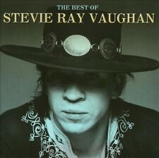 The Best of Stevie Ray Vaughan New CD