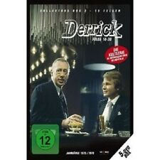 DERRICK COLLECTOR´S BOX VOL. 2 (EP. 16- 30) 5 DVD NEU
