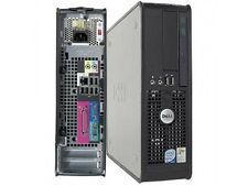 Dell Optiplex 755 Desktop Computer Core 2 Duo 2.4GHz - 2GB - 160GB - Win 10 Pro