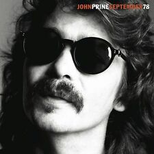 John Prine September 78 LP RSD Live W/Download 180 Gram 1978 SUPER LOW#62