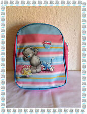 "Cartable Sac à Dos  ""Tatty Teddy my Blue Nose Friends ""  Me to you Neuf"