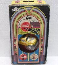 Coca-Cola - MACCHINA MUSICALE - BATTERIE SCARICHE NON SOSTITUIBILI