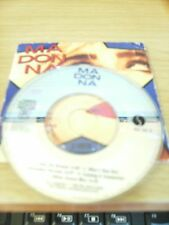 MADONNA GROOVE GIRL COMMOTION RARE 3 INCH CD SINGLE FREE POSTAGE