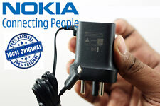 100% ORIGINAL NOKIA LUMIA Asha Charger Micro USB Travel Adapter 3-Pin AC-20N