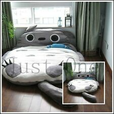 290*160cm New Huge Comfortable Cute Cartoon Totoro Bed Sleeping Bag Pad A #2