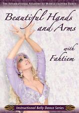 Beautiful Hands & Arms Fahtiem - Belly Dance DVD Video - Bellydance
