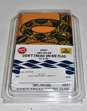 "Taylor Made 100% Nylon Don't Tread On Me Flag 12"" x 18""  #1617"