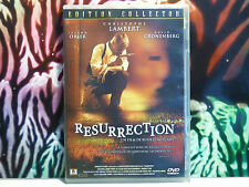 DVD d'occasion en excellent état - Film : RESURRECTION - Thriller Christ Lambert