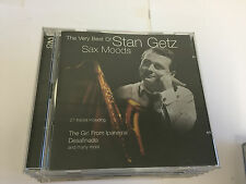 Stan Getz - Sax Moods: The Very Best of Stan Getz - Stan Getz CD 2 CD