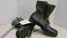 US MILITARY VIETNAM ERA OD JUNGLE BOOTS 11R 1967 BATA ORIGINAL UNISSUED