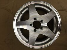 "(2) 14"" Alum. Trailer Rims Cargo Tires Wheels Utility"