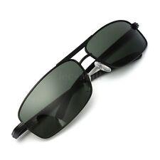UV400 lunettes de soleil polarisées Sunglasse outdoor conduite sport Metal homme