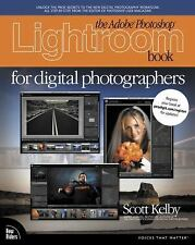 The Adobe Photoshop Lightroom Book for Digital Photographers Kelby, Scott Paper