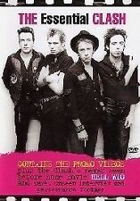 The Clash - The Essential Clash DVD - All Zone - PAL - NEW