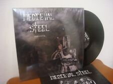 MEDIEVAL STEEL - Dark Castle BLACK VINYL 334 COPIES