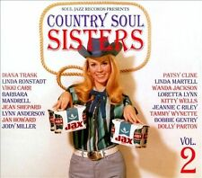 NEW - Country Soul Sisters 2: Women in Country by Various Artists