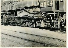 6EE027 RP 1961? SOUTHERN PACIFIC RAILROAD ENGINE #3804