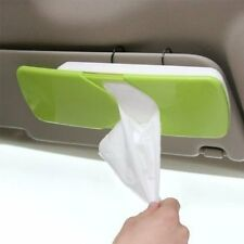 Sun-Visor Paper Napkin Holder Car Tissue Dispenser (Multicolor)