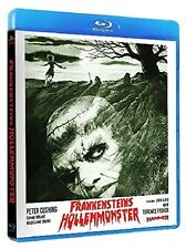 Hammer Edition FRANKENSTEINS HÖLLENMONSTER Peter Cushing BLU-RAY Limited Edition