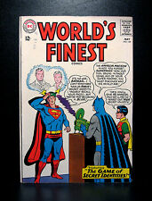 COMICS: DC: World's Finest #149 (1965) - RARE (batman/flash/superman)
