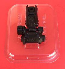 MAGPUL MAG527 MBUS Pro LR Flip-Up REAR Sight STEEL- Black