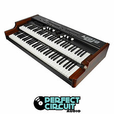 Crumar Mojo Double Manual ORGAN - NEW - PERFECT CIRCUIT