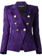 Balmain double breasted blazer Jacket FR36, rrp1890GBP