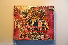 Yu-gi-oh Display Box Magician 's Force 1. édition 1. Edition 24 BOOSTER MFC sealed