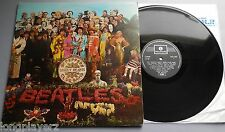 The Beatles - SGT Peppers 1970's Singapore Parlophone Stereo LP with Cut-Outs