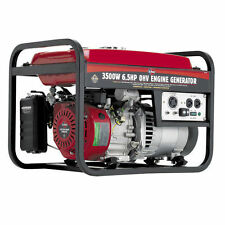 All Power APG3001 3,500 Watt 6.5 HP OHV 4-Cycle Gas Powered Portable Generator
