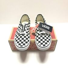 Vans Authentic Golden Coast Checkerboard 9.5 limited Classic100% AUTHENTIC