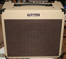 Roland Blues Cube BC-30 Combo Amp  30 Watts Made in USA BC30. Rock.Bonamassa.