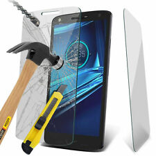 Genuine Premium Tempered Glass Screen Film Protector for Motorola Moto X Force