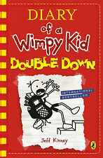 Double Down (Diary of a Wimpy Kid book 11) Hardcover – 1 Nov 2016