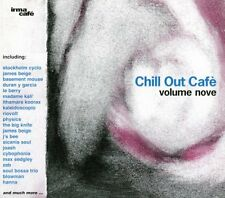 Chill Out Cafe 9    2CDs Irma Rec. Cybophonia The Big Knife