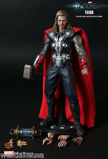 Hot Toys 1/6th Scale The Avenger Thor Action Figure (MMS 175)